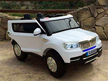 BMW X5 STYLE BLANCO LATERAL DERECHO