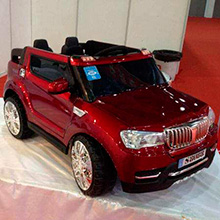 BMW X5 STYLE ROJO LATERAL DERECHO