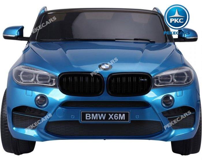 bmw x6 2 plazas 12v 2.4g azul metalizado-002 width=
