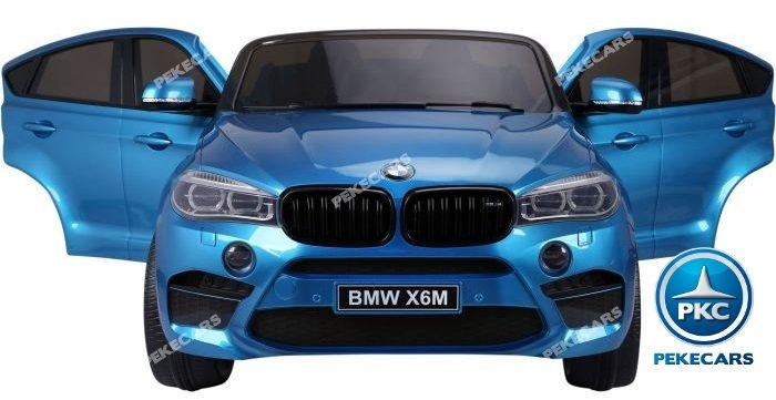 bmw x6 2 plazas 12v 2.4g azul metalizado-003 width=