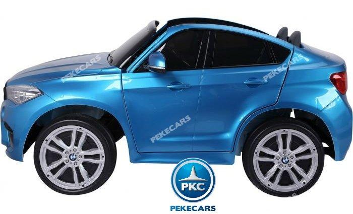 bmw x6 2 plazas 12v 2.4g azul metalizado-004 width=