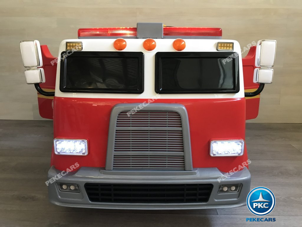 CAMION BOMBEROS FRONTAL