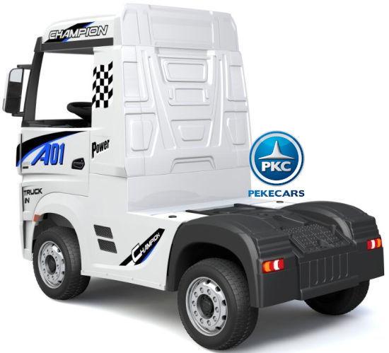 Camion Mercedes Actros Blanco