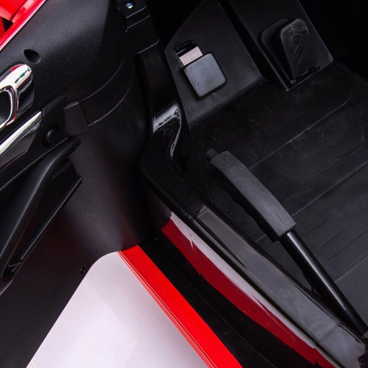 Deportivo Pekecars XL 24V Rojo - puerta