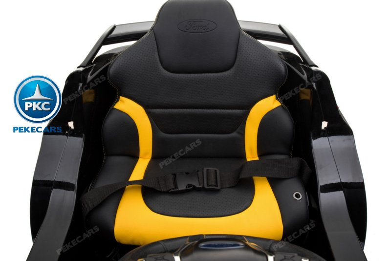 ford 12v negro con licencia oficial
