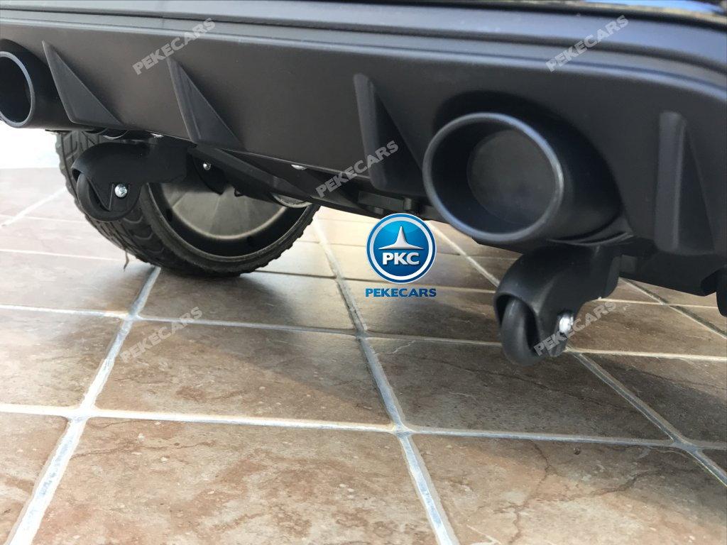 montar ford focus 12v para niños