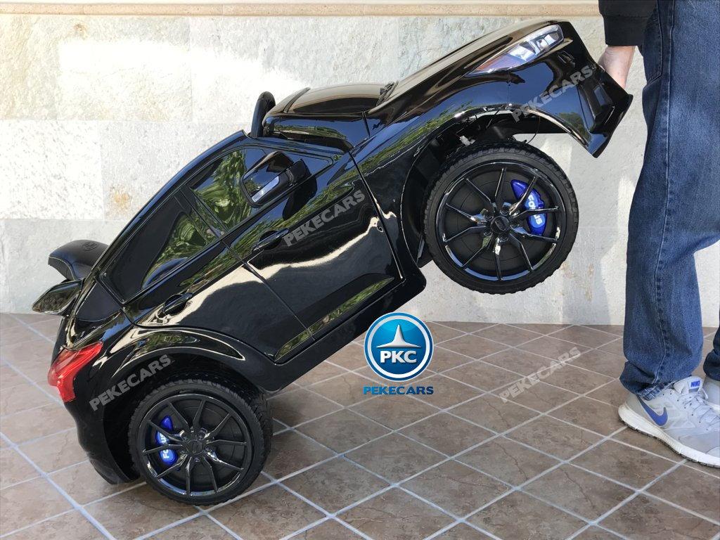 oferta ford focus 12v eléctrico infantil width=