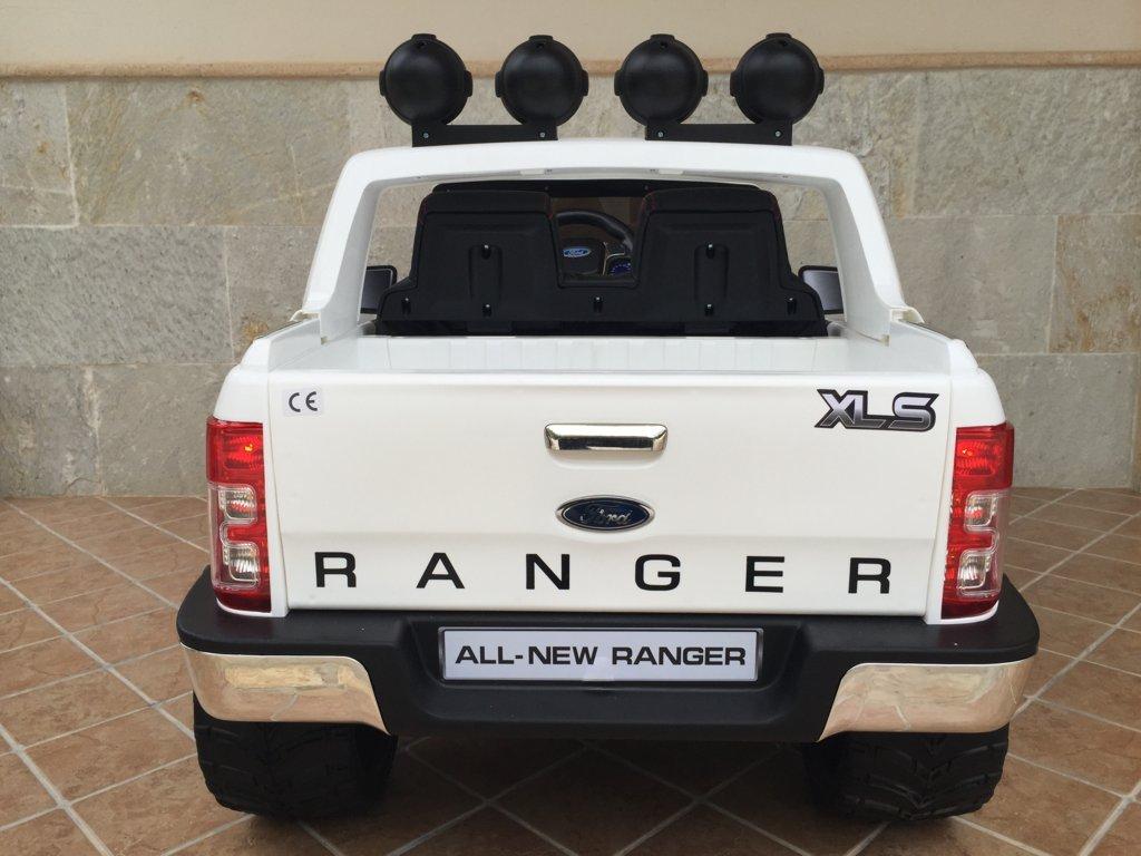 FORD RANGER BLANCO TRASERA