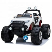 Ford Monster Truck 12V Blanco