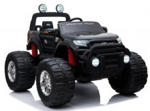 Ford Monster Truck 12V Negro Metalizado