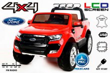 Ford ranger Mp4 Rojo