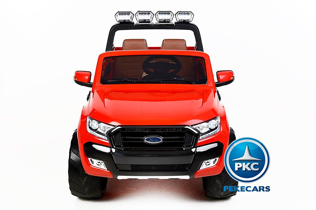 Ford ranger Mp4 Rojo