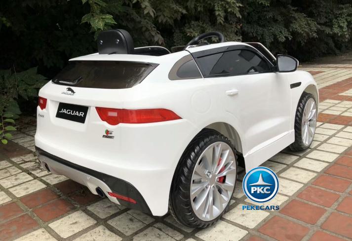 Jaguar F-Pace 12V Blanco