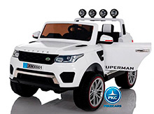 JEEP HAPPER BLANCO LATERAL IZQUIERDO