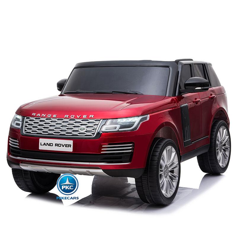 Land Rover Vogue Rojo Metalizado