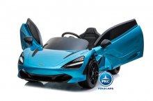 Mercedes McLaren 720 Azul Pintado