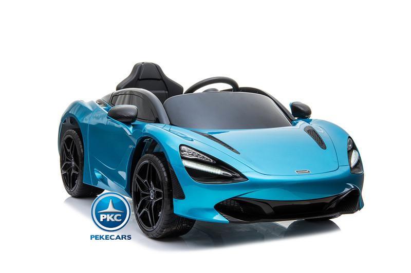 McLaren 720 Azul Pintado