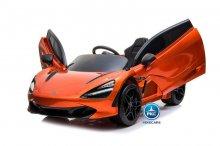 McLaren 720 Naranja Pintado