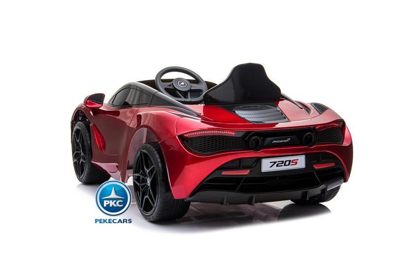 McLaren 720 Rojo Pintado
