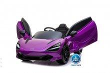 Mercedes McLaren 720 Violeta Pintado