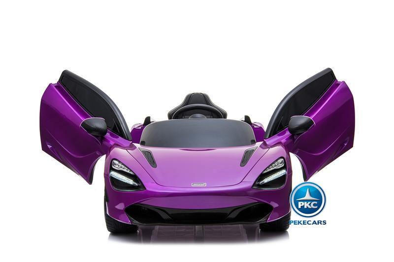 McLaren 720 Violeta Pintado