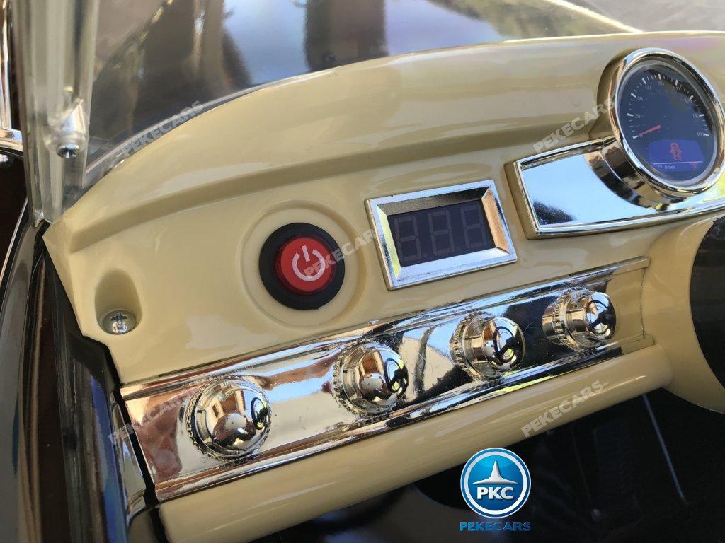Mercedes 300S negro width=