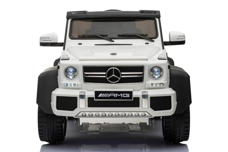 New Mercedes G63 2019 12V 2.4G Blanco width=