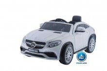 Mercedes AMG GLE63 Blanco