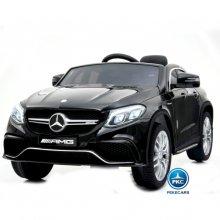 Mercedes AMG GLE63 Negro