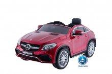 Mercedes AMG GLE63 Rojo Metalizado
