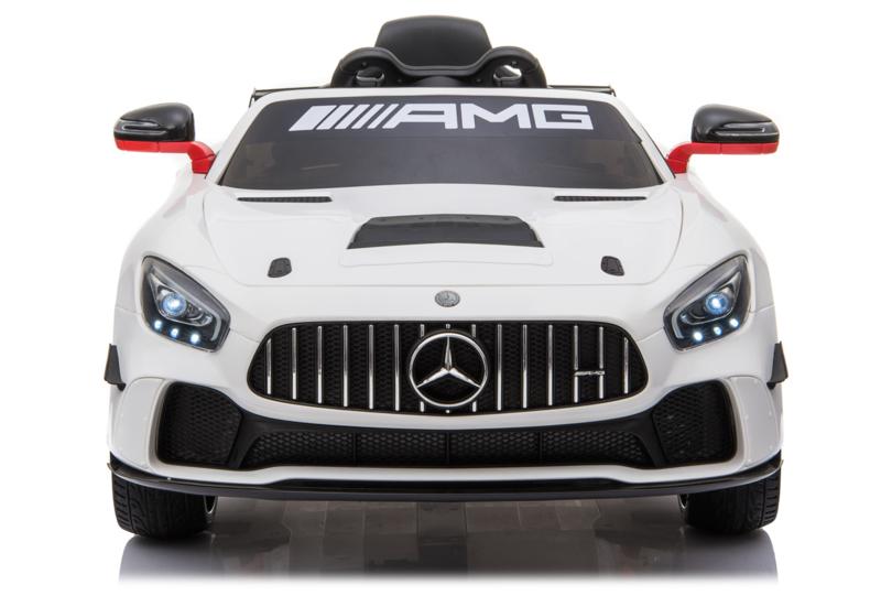 Mercedes GT4 12V Blanco