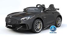 Mercedes gtr 2 plazas negro 12v