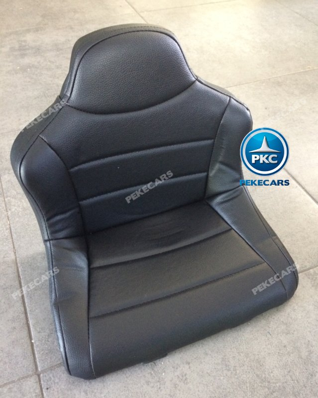 Mercedes gtr Blanco Inforchess asiento