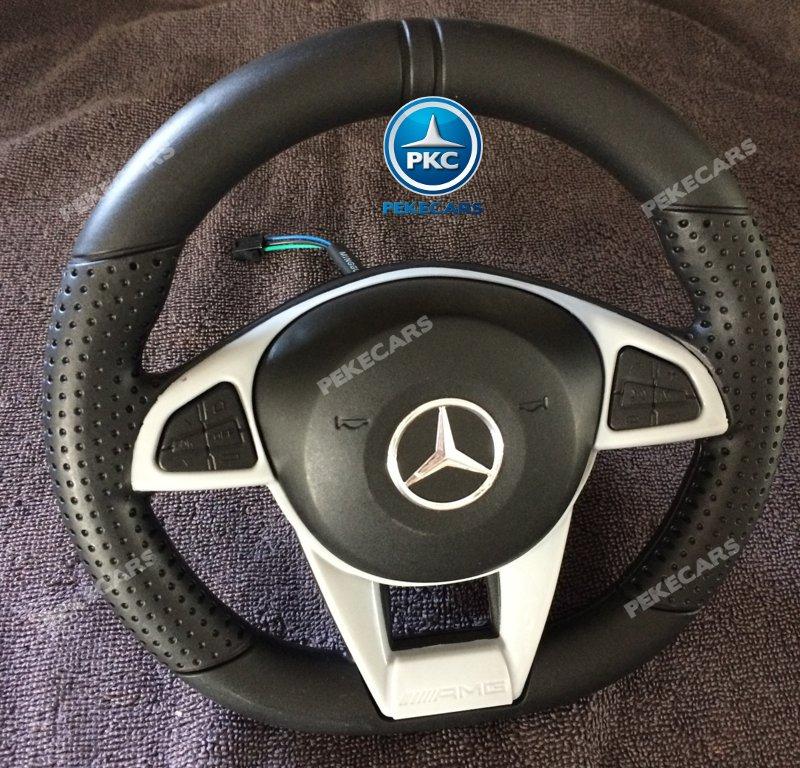 Mercedes gtr Blanco Inforchess volante