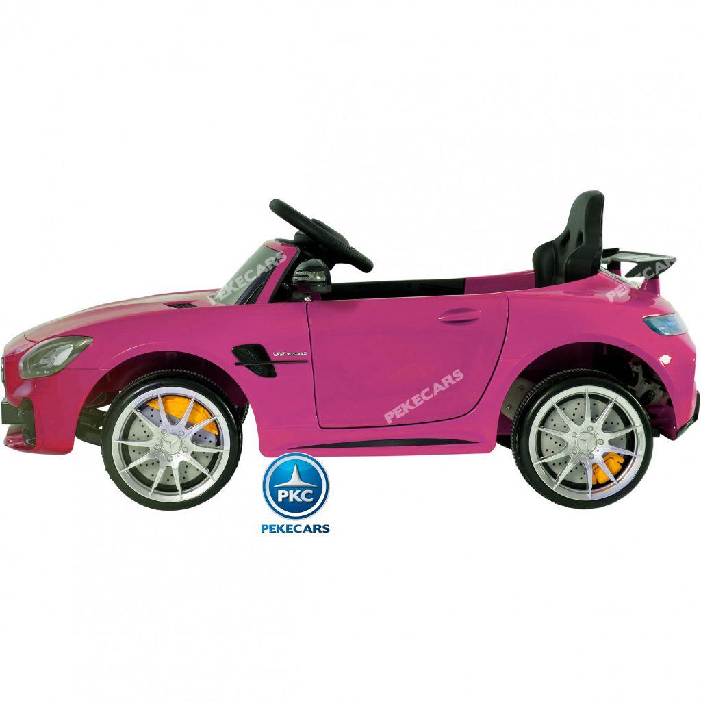 mercedes gtr rosa 12v-001