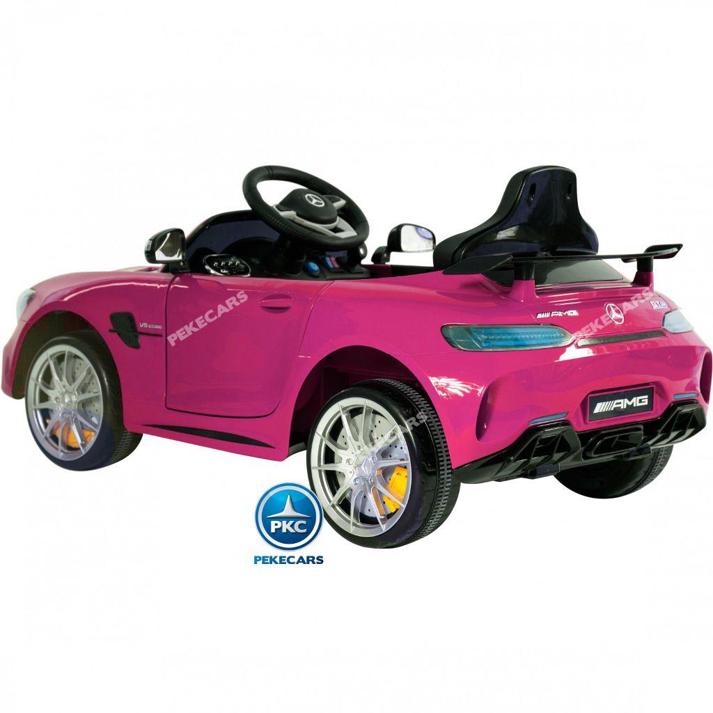 mercedes gtr rosa 12v-002