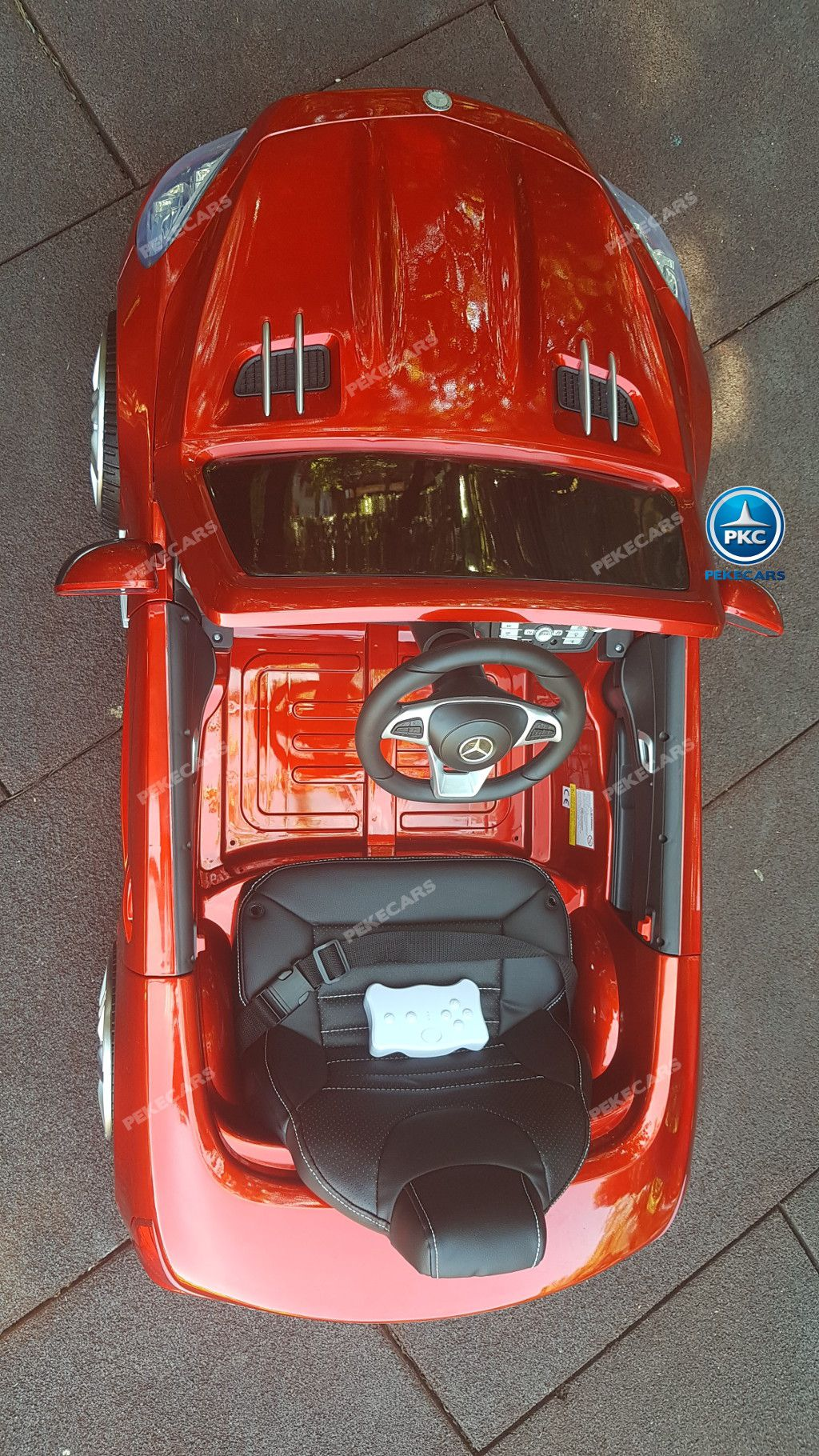 MERCEDES SL500 ROJO SUPERIOR1