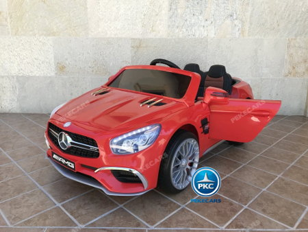 Mercedes SL65 12V 2.4G Rojo Inforchess