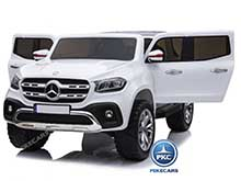 Furgoneta Mercedes Pickup X class Blanca
