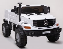 Mercedes Zetros 12V Blanco