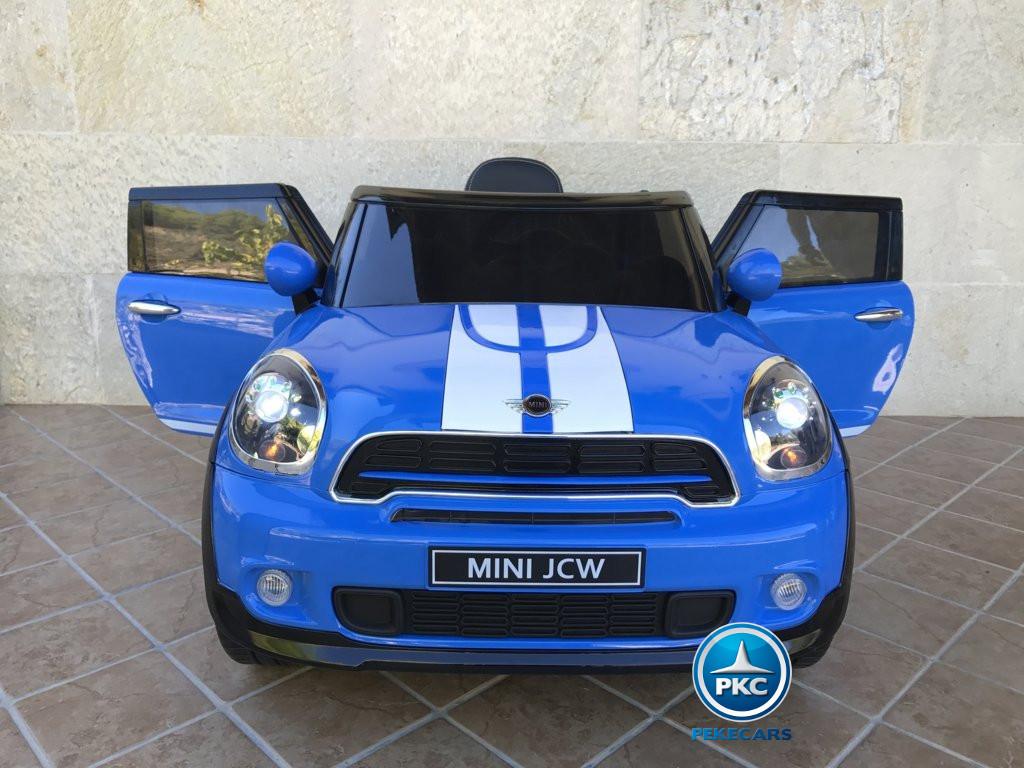 Mini Paceman 12V Azul