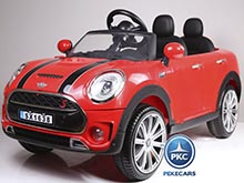 pekecars mini style rojo