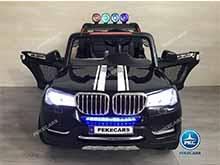 BMW X7 Style 2 plazas negro