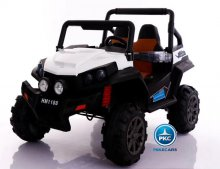 Todoterreno Buggy powerful blanco
