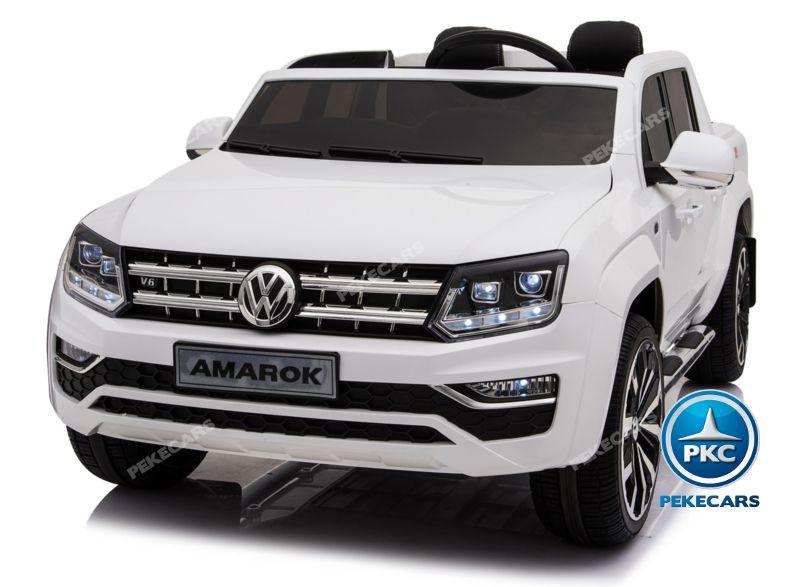 Volkswagen Amarok 12V Blanco
