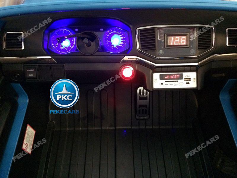 Volkswagen Amarok 12V Negro