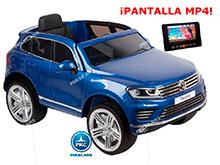 Volkswagen touareg mp4 azul metalizado-000