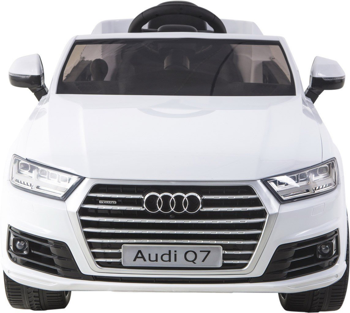 AUDI Q7 FACELIFT BLANCO FRONTAL