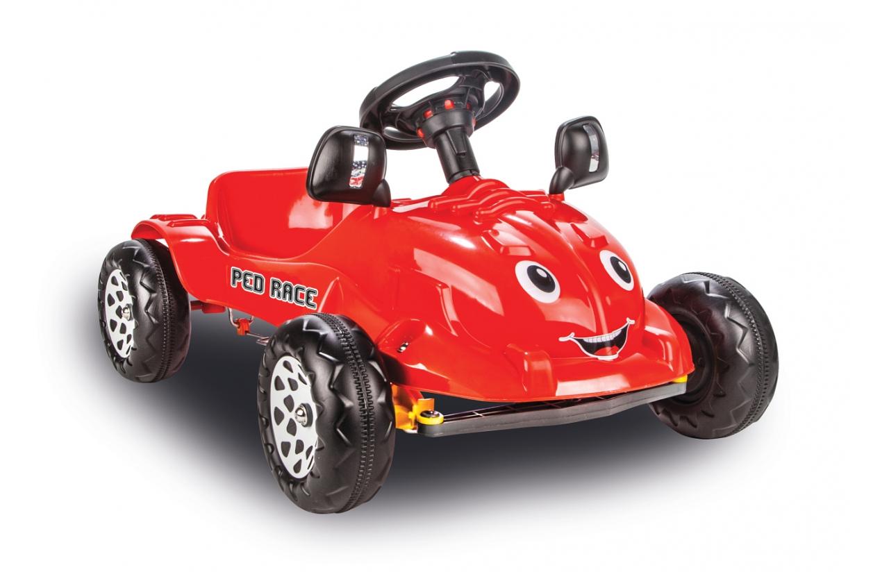 coche de pedales para niños