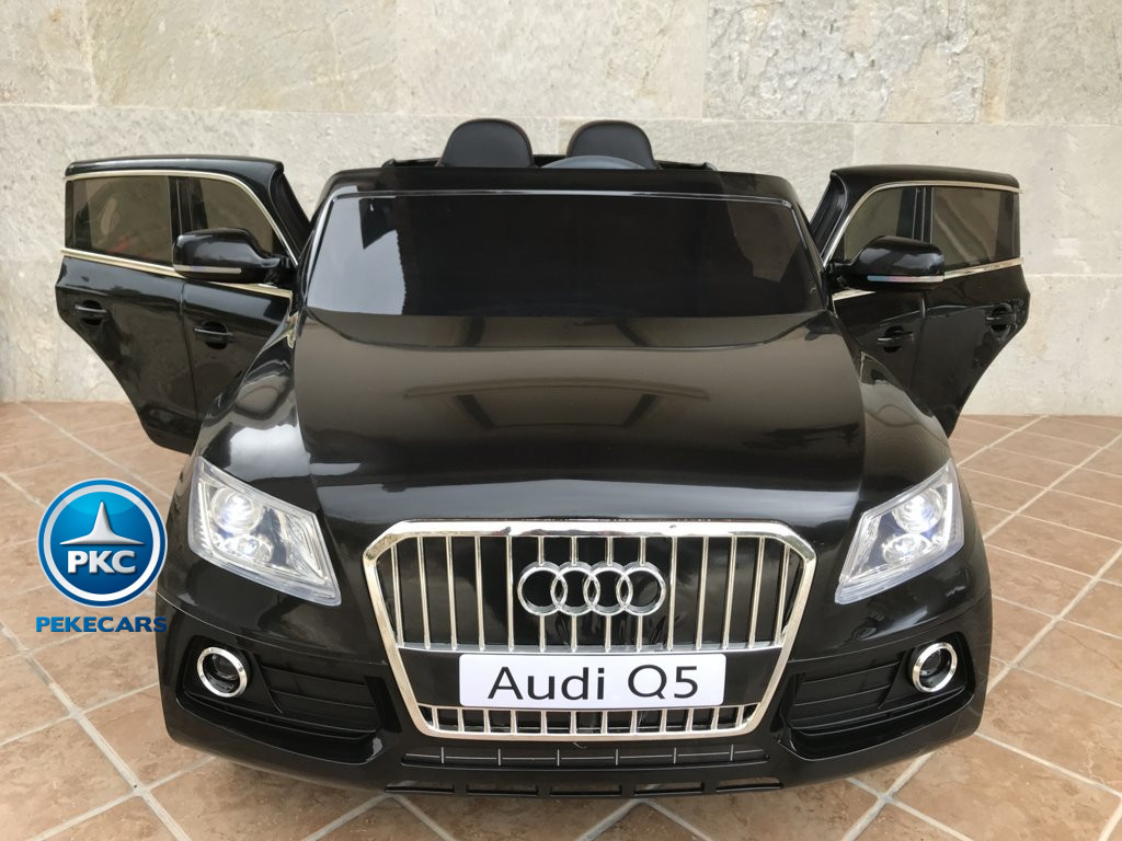 AUDI Q5 NEGRO LATERAL FRONTAL